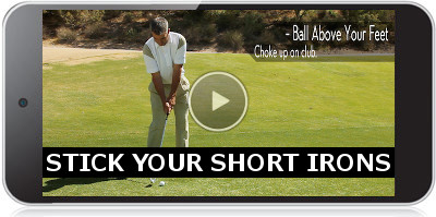 Module 6: Sticking Your Short Irons