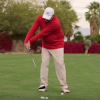Lag in the golf swing